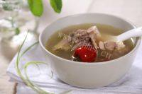 美味的酸萝卜老鸭汤