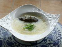 养生的海参小米粥