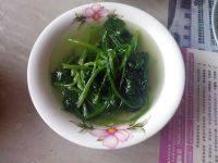 家常菜菠菜汤