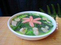 【美味可口】菠菜汤
