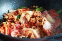家常菜泡菜五花肉