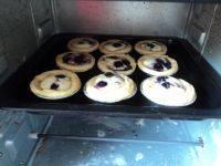 DIY蓝莓蛋挞
