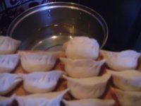 软嫩的白菜猪肉饺子