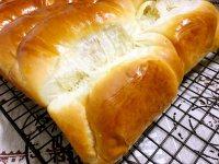 自制肉松面包卷