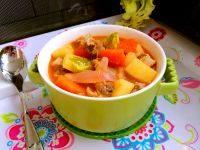 美味的罗宋汤