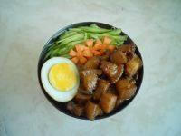 家常台湾卤肉饭