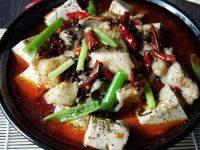 家常菜水煮豆腐鱼