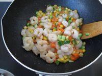 常吃不腻的清炒虾仁