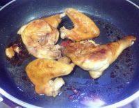#DIY美食#豉油鸡腿