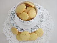 自制蛋黄饼干