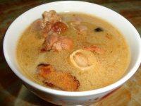 易做的滋补羊肉汤