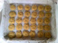 自制椰蓉酥饼