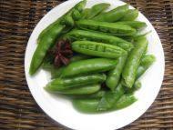 家常菜五香豌豆