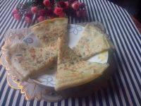 自己做的鸡蛋煎饼