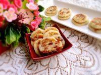 美味的土豆糯米饼