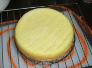 自己做的小米糕