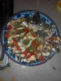 家常菜蒸鱼