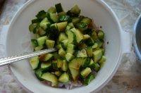 家常菜银耳拌黄瓜