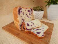 自制紫薯面包