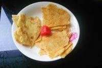自己做的早餐饼