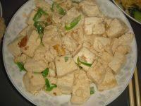 家常菜清炒豆腐