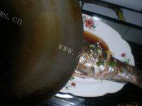 家常菜清蒸草鱼