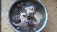好喝的鸭血豆腐汤