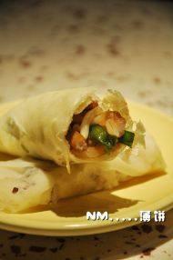 【DIY美食】薄饼