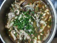 自制酸菜鱼