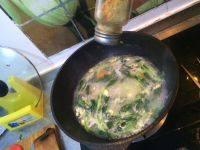 美味的素烩汤