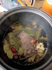家常菜卤猪肝