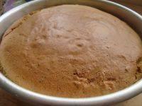 色香味具全的黑芝麻戚风蛋糕