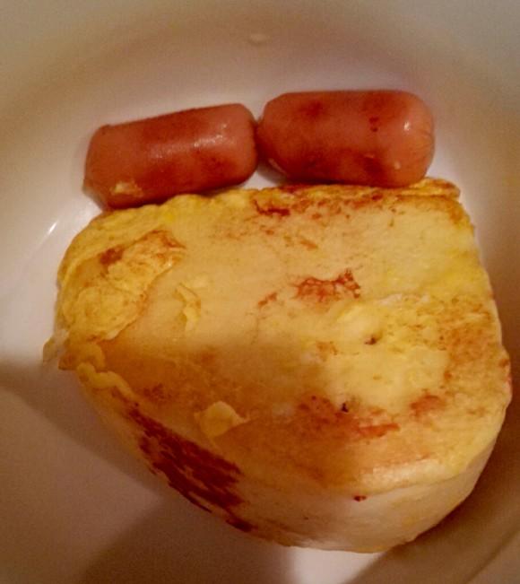 爱心早餐之实力派的蛋