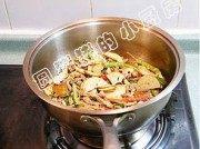 家常菜肉丝炒素鸡