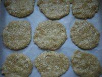 秀色可餐的燕麦饼干