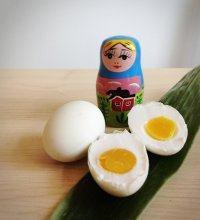 鲜的自制咸鸭蛋