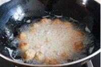 家常菜炸猪肉丸子