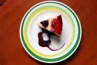 很喜欢的纽约芝士蛋糕