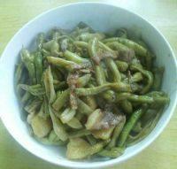 家常菜酱炖芸豆