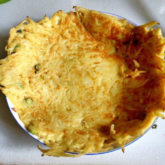 早餐之土豆丝饼