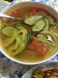 开胃的酸辣汤