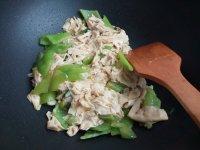 家常菜尖椒干豆腐