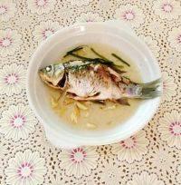 鲜香可口蒸鱼