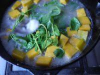 超级好吃的南瓜汤