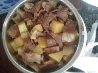 培根土豆饭