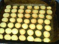 自己做的花生奶油饼干