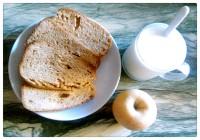 自制枣泥面包