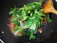 好吃不腻的蚝油生菜