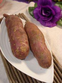 【美味可口】微波炉烤红薯