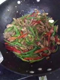 家常菜小炒肉